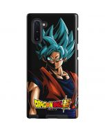 Goku Dragon Ball Super Galaxy Note 10 Pro Case