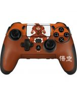 Goku Orange Monochrome PlayStation Scuf Vantage 2 Controller Skin