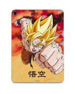 Goku Power Punch Apple iPad Pro Skin