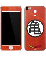 Goku Shirt Apple iPod Skin