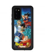 Goku Vegeta Super Ball Galaxy S20 Waterproof Case