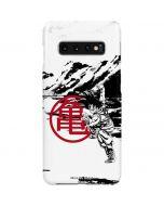Goku Wasteland Bold Galaxy S10 Plus Lite Case