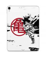 Goku Wasteland Bold Apple iPad Pro Skin
