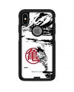 Goku Wasteland Bold Otterbox Commuter iPhone Skin