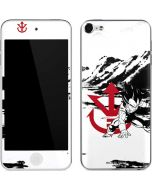 Vegeta Wasteland Apple iPod Skin