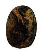 Gold and Black Marble MED-EL Rondo 2 Skin
