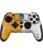 Golden State Warriors Canvas PlayStation Scuf Vantage 2 Controller Skin