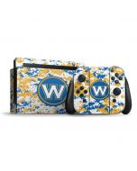 Golden State Warriors Digi Camo Nintendo Switch Bundle Skin