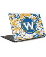 Golden State Warriors Digi Camo Dell XPS Skin