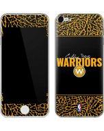Golden State Warriors Elephant Print Apple iPod Skin