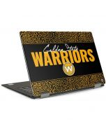 Golden State Warriors Elephant Print Dell XPS Skin