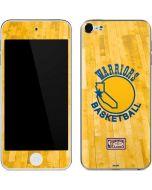 Golden State Warriors Hardwood Classics Apple iPod Skin
