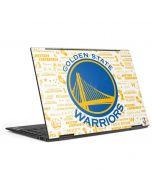 Golden State Warriors Historic Blast HP Envy Skin