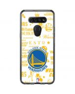 Golden State Warriors Historic Blast LG K51/Q51 Clear Case