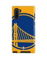 Golden State Warriors Large Logo Galaxy Note 10 Pro Case