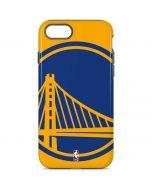 Golden State Warriors Large Logo iPhone 8 Pro Case
