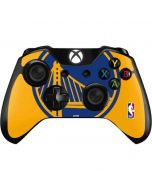 Golden State Warriors Large Logo Xbox One Controller Skin