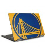Golden State Warriors Large Logo Dell XPS Skin