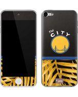 Golden State Warriors Retro Palms Apple iPod Skin
