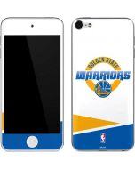 Golden State Warriors Split Apple iPod Skin