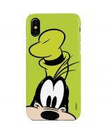 Goofy Up Close iPhone XS Max Lite Case