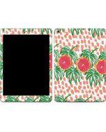 Graphic Grapefruit Apple iPad Skin