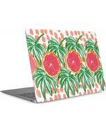 Graphic Grapefruit Apple MacBook Air Skin