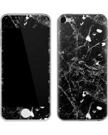 Graphite Black Apple iPod Skin