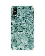Graphite Turquoise iPhone XS Max Lite Case
