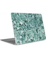 Graphite Turquoise Apple MacBook Air Skin