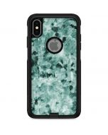 Graphite Turquoise Otterbox Commuter iPhone Skin