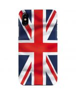 Great Britain Flag iPhone XS Max Lite Case