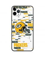 Green Bay Packers - Blast iPhone 11 Pro Max Skin