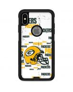 Green Bay Packers - Blast Otterbox Commuter iPhone Skin