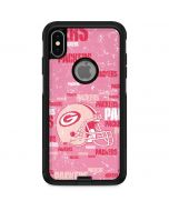 Green Bay Packers - Blast Pink Otterbox Commuter iPhone Skin