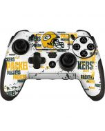 Green Bay Packers - Blast PlayStation Scuf Vantage 2 Controller Skin