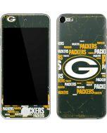 Green Bay Packers Blast Apple iPod Skin