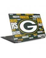 Green Bay Packers Blast Dell XPS Skin