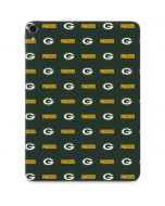 Green Bay Packers Blitz Series Apple iPad Pro Skin