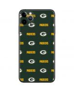 Green Bay Packers Blitz Series iPhone 11 Pro Max Skin