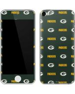 Green Bay Packers Blitz Series Apple iPod Skin