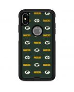 Green Bay Packers Blitz Series Otterbox Commuter iPhone Skin
