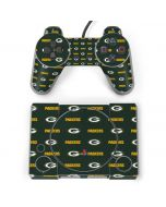 Green Bay Packers Blitz Series PlayStation Classic Bundle Skin