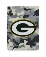 Green Bay Packers Camo Apple iPad Pro Skin