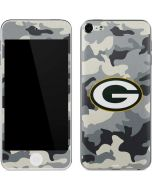 Green Bay Packers Camo Apple iPod Skin