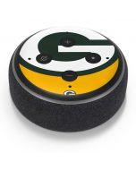 Green Bay Packers Large Logo Amazon Echo Dot Skin