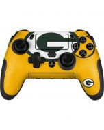 Green Bay Packers Large Logo PlayStation Scuf Vantage 2 Controller Skin