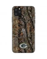 Green Bay Packers Realtree AP Camo iPhone 11 Pro Max Skin