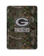 Green Bay Packers Realtree Xtra Green Camo Apple iPad Pro Skin
