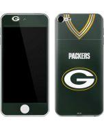 Green Bay Packers Team Jersey Apple iPod Skin